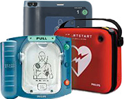 Philips AED Units