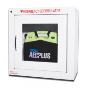 Surface Mount Wall Cabinet  for ZOLL AED Plus