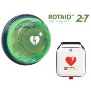 Physio-Control LIFEPAK CR2 USB x (ROTAID 24/7 Monitored)