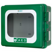 ARKY Outdoor AED Cabinet Alarm & Heated