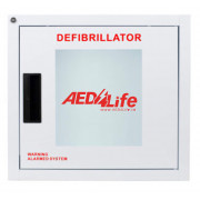 Surface Mount AED Cabinet with alarm- Compact