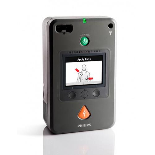 Philips HeartStart FR3 Defibrillator with ECG