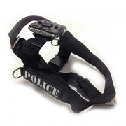 Canine Harness & Mount for LED Safety Light