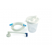 Laerdal 800 ml Disp. Canister w/tubing