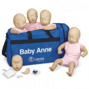 Baby Anne Manikin 4-Pack