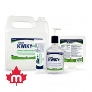 KWIKY ET Antiseptic Hand Sanitizer Gel