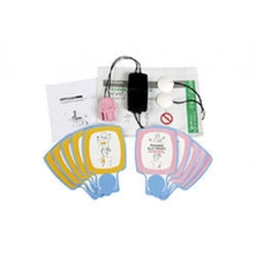 Physio-Control Pediatric TRAINING Electrode Pads Complete Kit