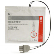 Physio-Control QUIK-COMBO Electrode Pads with REDI-PAK Pre-Connect System