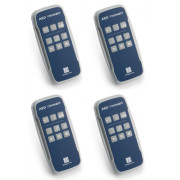 Prestan Professional AED Trainer Remote 4-Pack