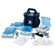 Prestan Professional AED Trainer PLUS 4-Pack English /French