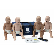 Prestan Professional Infant CPR-AED Training Manikin 4-Pack