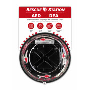 RescueStation™ Backboard for Rotaid Cabinet