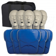 CPR Prompt, Training Kit, w/5 Adult/Child Manikins