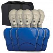 CPR Prompt, Training Kit, w/5 Adult/Child Manikins