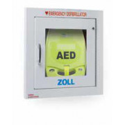 Fully Recessed AED Wall Cabinet
