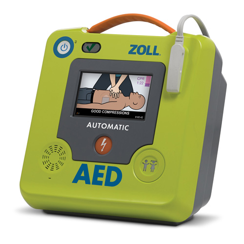 ZOLL AED 3 Fully-Automatic