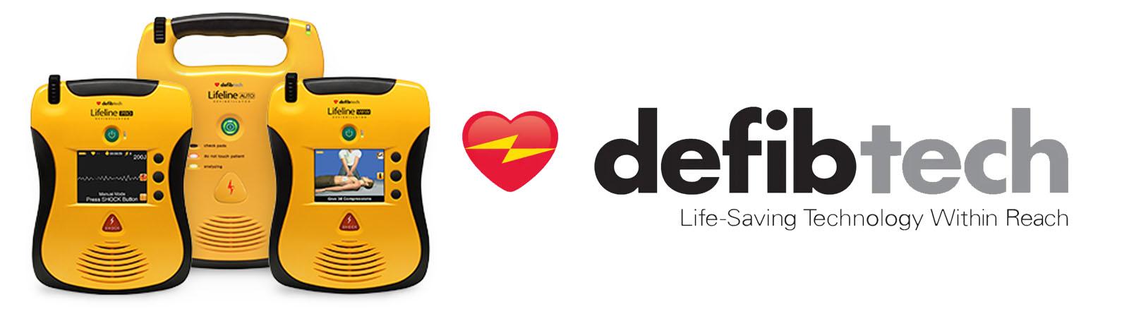 Defib Tech