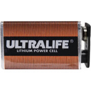 Lithium Battery  9V (Defibtech Lifeline AED)
