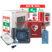 Philips HeartStart FRx Defibrillator - Complete Package