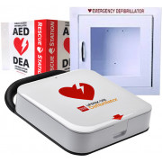Physio-Control LIFEPAK CR2 Semi-Automatic Bilingual WiFi - Complete Package