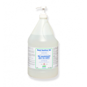 Hand Sanitizer Gel 3.8L