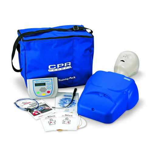 CPR Prompt® Complete AED Training System