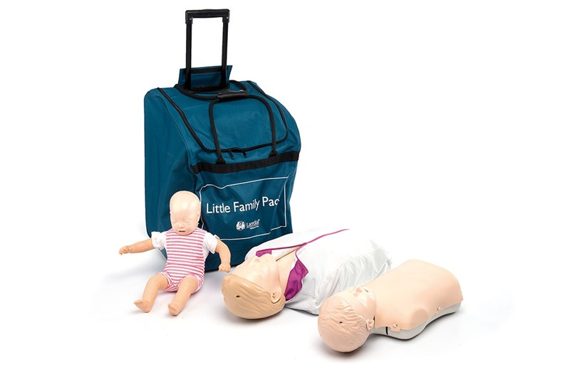 Laerdal Little Family QCPR